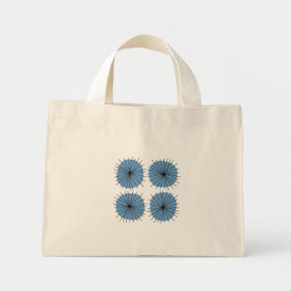 mitosis 1 mini tote bag