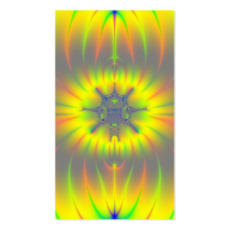 Mitosis Fractal Business Card
