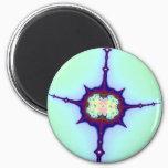 Mitosis Fractal Magnet