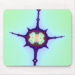 Mitosis Fractal Mouse Pad