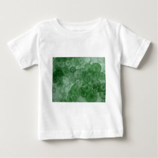 Mitosis (green) as seen in RipRap Journal Baby T-Shirt