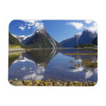 Mitre Peak, Milford Sound, Fiordland National Flexible Magnets
