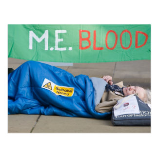 mitsis - YO postal de la sangre