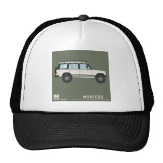 Mitsu Montero Trucker Hat