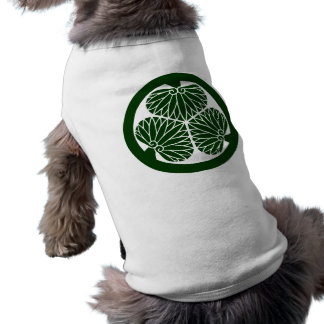 Mitsubaaoi, Japan Dog Tshirt