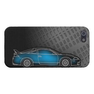 mitsubishi eclipse phone case