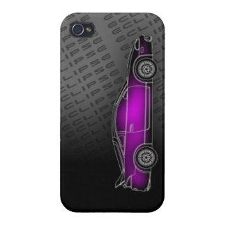 mitsubishi eclipse phone case import tuner racing iPhone 4/4S cases