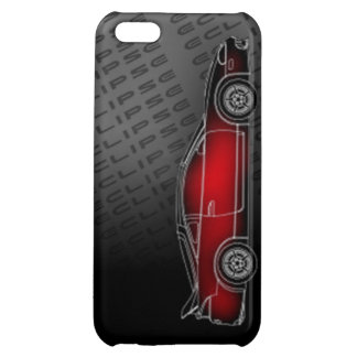 mitsubishi eclipse phone case import tuner racing cover for iPhone 5C