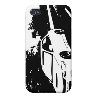Mitsubishi EVO 9 iPhone 4/4S Covers