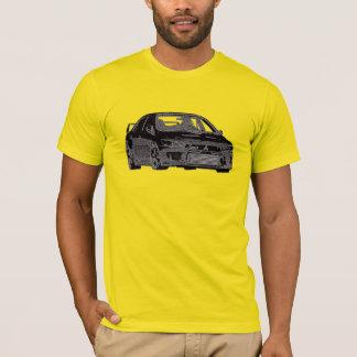 Mitsubishi Evo Black Out Shirt