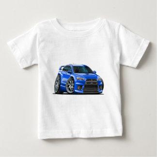 Mitsubishi Evo Blue Car Baby T-Shirt
