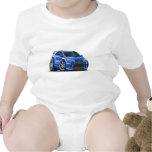 Mitsubishi Evo Blue Car Tshirt