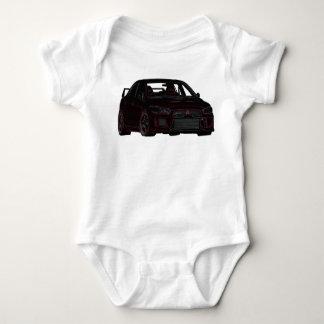 Mitsubishi Evo Body Para Bebé