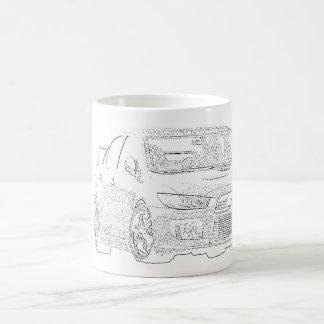 Mitsubishi Evo Mug