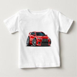 Mitsubishi Evo Red Car Baby T-Shirt