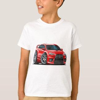 Mitsubishi Evo Red Car T-Shirt