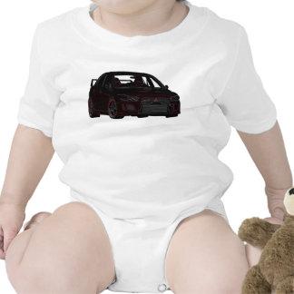 Mitsubishi Evo T-shirts