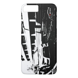 Mitsubishi EVO X Funda iPhone 7 Plus