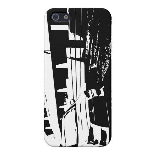 Mitsubishi EVO X iPhone 5/5S Cover