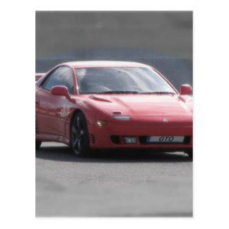 Mitsubishi GTO 3L Twin Turbo Postcard