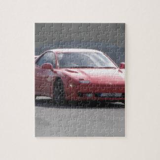 Mitsubishi GTO 3L Twin Turbo Puzzles