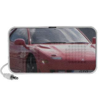 Mitsubishi GTO Turbo gemelo Notebook Altavoz