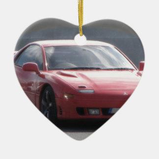 Mitsubishi GTO Twin Turbo Ceramic Ornament