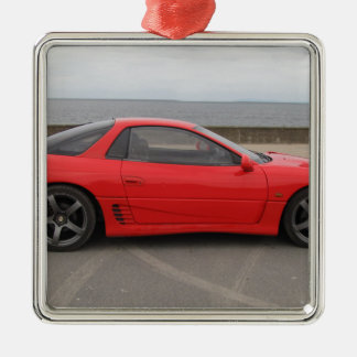 Mitsubishi-GTO-Twin-Turbo.jpg Metal Ornament