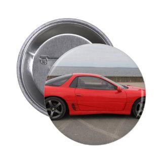 Mitsubishi-GTO-Twin-Turbo.jpg Pinback Button