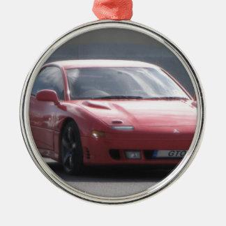 Mitsubishi GTO Twin Turbo Metal Ornament