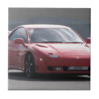Mitsubishi GTO Twin Turbo Ceramic Tiles
