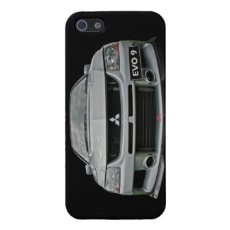 Mitsubishi Lancer EVO 9 iPhone 5 Carcasa