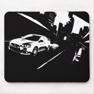 Mitsubishi Lancer Evoluion Mouse Pad