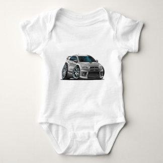 Mitsubishi Silver Car T-shirts