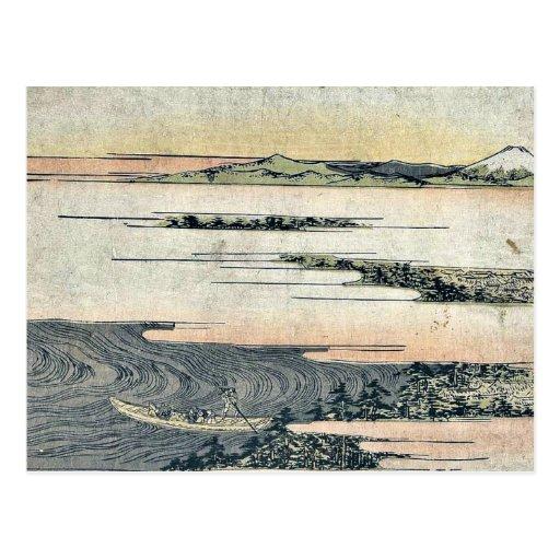 Mitsuke por Utagawa, Toyohiro Ukiyoe Postales