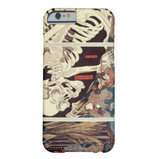 Mitsukini Defying the Skeleton Spectre, c.1845 Barely There iPhone 6 Case