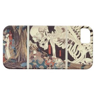 Mitsukini Defying the Skeleton Spectre, c.1845 iPhone SE/5/5s Case