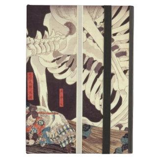 Mitsukini que desafía el espectro esquelético, c.1
