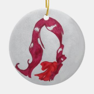 Mitsuru Kirijo Ceramic Ornament
