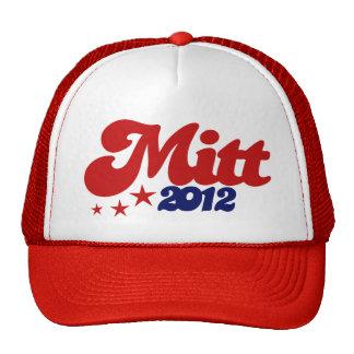 Mitt 2012 mesh hats