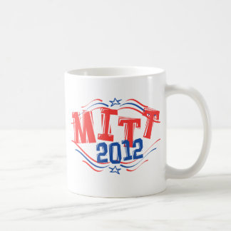 MITT 2012 Patriotic Coffee Mug