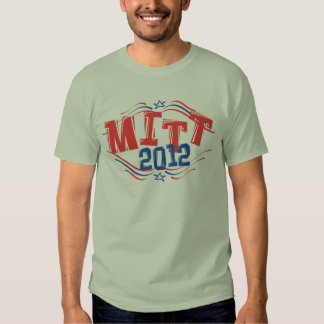 MITT 2012 Patriotic T-Shirt