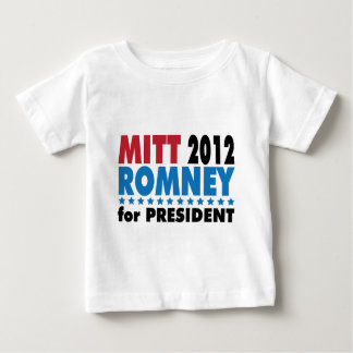 Mitt 2012 Romney for President.png Tee Shirts