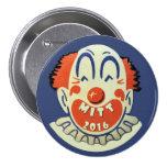 Mitt 2016 3 inch round button