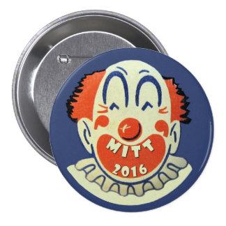 Mitt 2016 pinback button