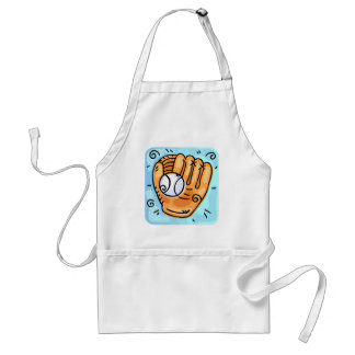 Mitt 2 adult apron