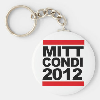 MITT AND CONDI HIP png Keychain