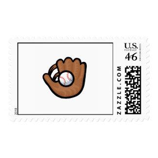 Mitt Ball Stamps