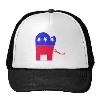 Mitt Elephant 2012 Trucker Hat