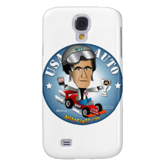 Mitt Fix It - Auto Samsung Galaxy S4 Cover